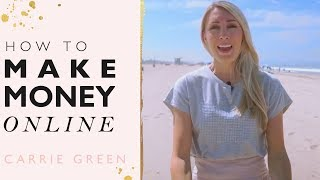 How To Make Money Online - 5 Ways To Start Your Online Business