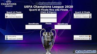 Pes 2020 • uefa champion league 2020, quarti di finale fino alla (calci rigore)