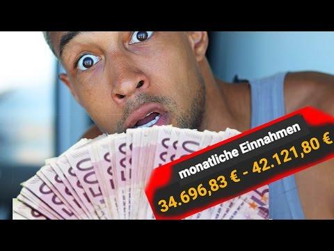 als youtuber geld verdienen