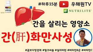 [하루15분] 간건강 밀크씨슬 / 암웨이 뉴트리라이트 …