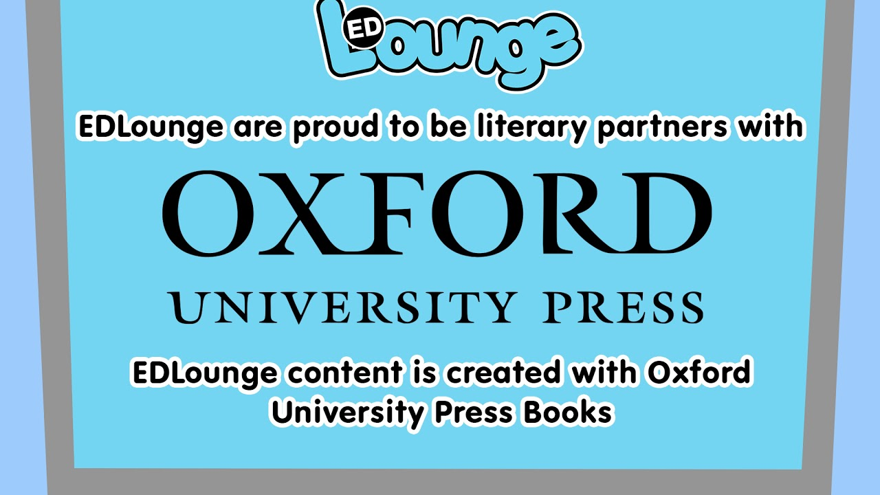 Oxford University Press Books as Content - EDLounge - Bett Show 2020