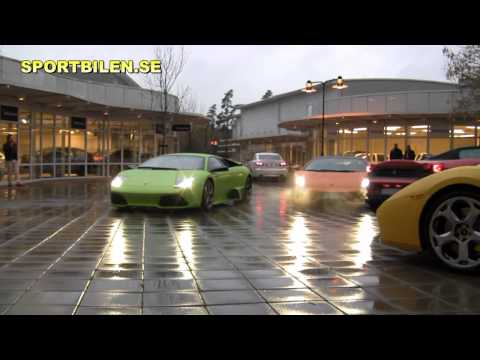 Uncut: Leaving Arlandastad and Lamborghini Stockholm / von Braun today