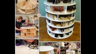 Как сделать полку для обуви(, 2014-04-16T12:55:24.000Z)