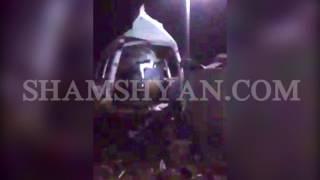 Արտակարգ դեպք Ջերմուկում  Գազալցակայանում լիցքավորման ժամանակ ГАЗель ը պայթել է