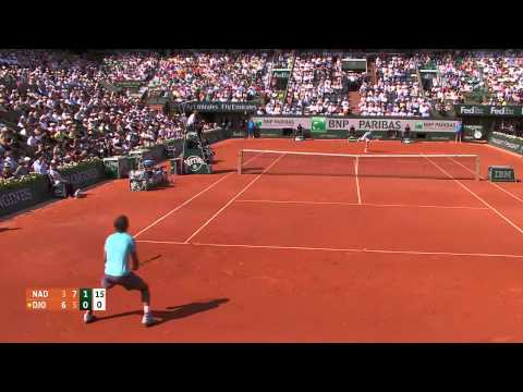 Roland Garros 2014 Final Highlights Nadal Djokovic