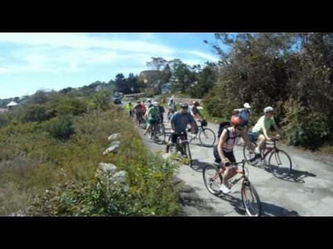 Montachusett Ski Club Bicycle Trip 2011