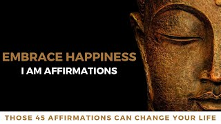 Happiness 10 Minutes A Day   Positive Affirmations   Change Your Outlook On Life