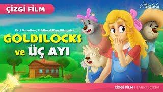 Adisebaba Çizgi Film Masallar - Goldilocks ve Üç Ayı