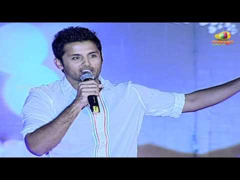 Nithin Inspired by Pawan Kalyan Tholi Prema Movie | Ishq Audio Function