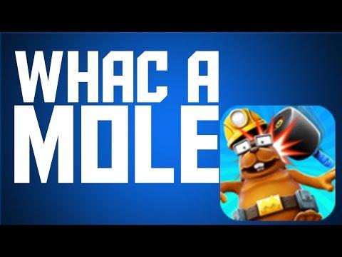 whac-a-mole-(app-gameplay-video)