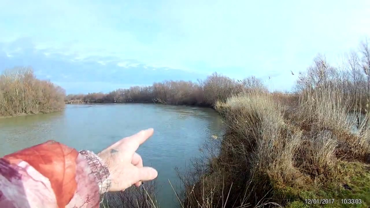 Рыбалка на протоках кубани