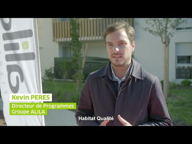 ALILA – Inauguration DOMINO à Arnas - Pascal LAGRUE et Kevin PERES (Dir. Programmes ALILA)