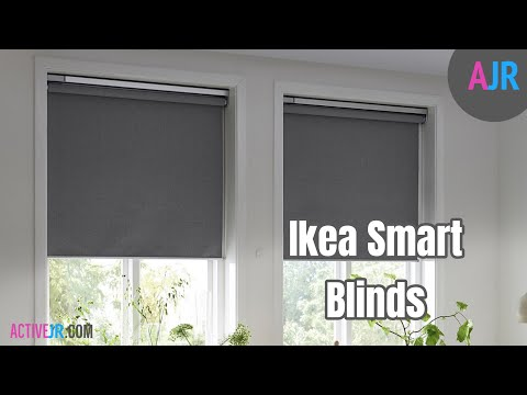 IKEA Tradfri Smart Blinds/shades Specs, Prices, UK, Europe And US Release - FYRTUR And KADRILJ