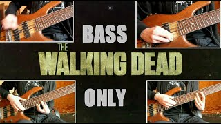 The Walking Dead - Main Theme (on Bass Guitar)