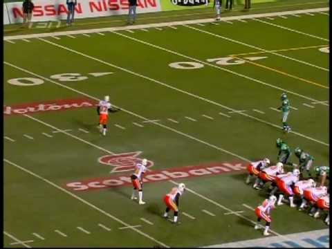 Jarious Jackson touchdown to Geroy Simon West Semi Final