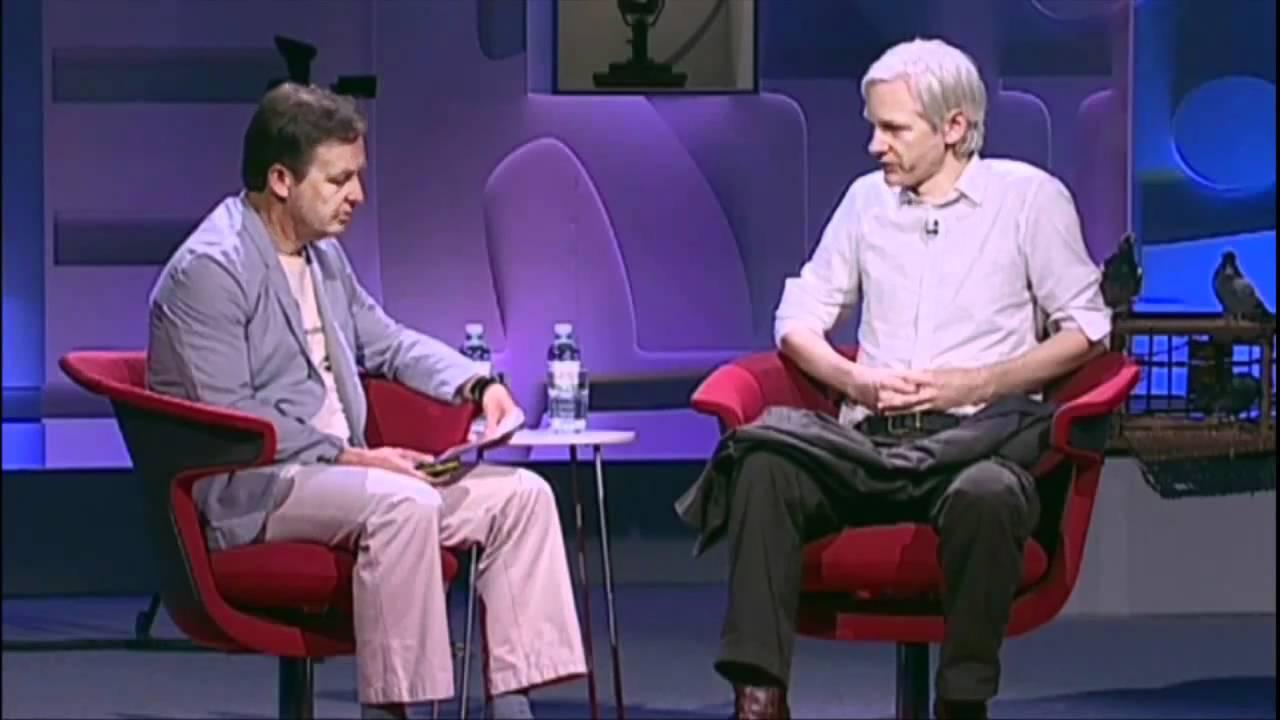 Download Julian Assange: Why the world needs WikiLeaks (Part 1/2)