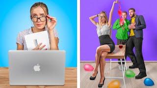 12 نوع من الناس اللي ممكن نقابلهم في كل مكتب!