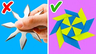 30 USEFUL PAPER CRAFTS || 5-Minute Recipes To Have Fun With Paper!