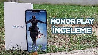 Honor Play inceleme - Fiyat odaklı amiral gemisi!