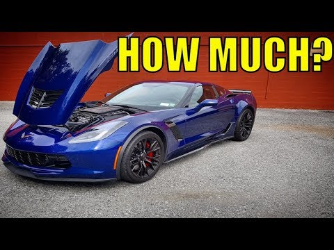 How To Get The Best Deal On A New Corvette Z06 Heres Exactly What