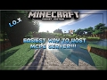 How To Create Your Own MCPE SERVER For FREE!!! (1.0.4.0+) - Minecraft PE (Pocket Edition)
