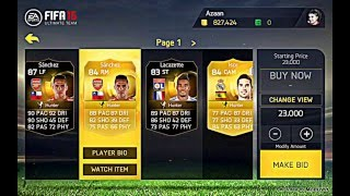 FIFA 15 ANDROID/ IOS TRADING METHOD MAKE MILLIONS