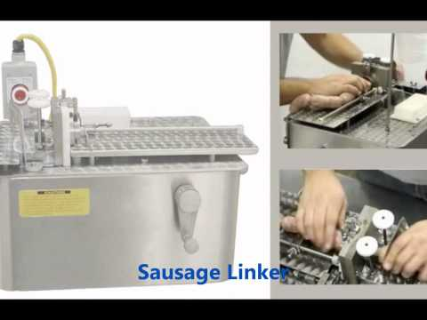 Meat Market or Restaurant Hamburger Meatball Sausage Forming Operation 323-268-8514