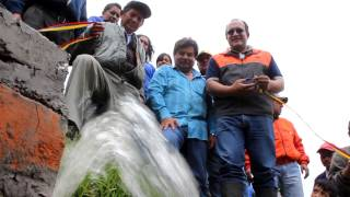 Sistema de Riego Palmar Grande - Cantón Bolívar