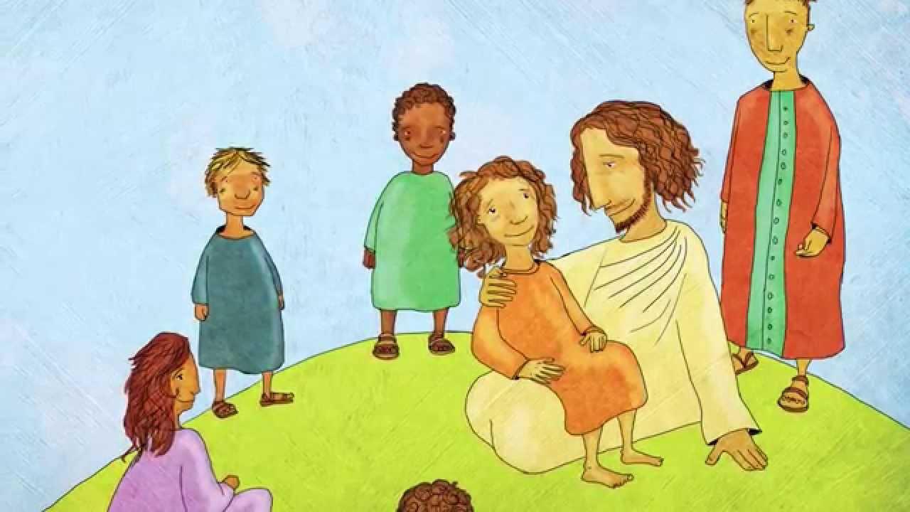 the jesus storybook bible u2013 the lord u0027s prayer paraphrased by sally
