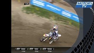 Nagl impressive in Moto 2 as Villopoto crashes
