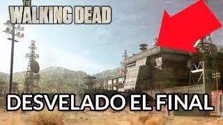DESVELADO EL FINAL DE THE WALKING DEAD | CAPÍTULOS FINALES DE LA ÚLTIMA TEMPORADA