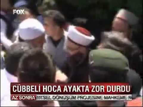 Cübbeli Ahmet Hoca Validesinin Cenaze merasimi Haberi - Foxtv