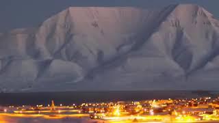 Svalbard, Longyearbyen , Spitsbergen