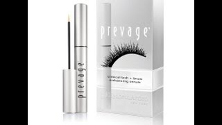 Review: Elizabeth Arden Prevage Clinical Lash & Brow Enhancing Serum Thumbnail