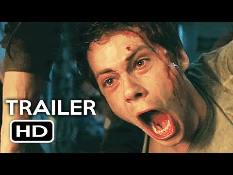 Maze Runner 3: The Death Cure Official Trailer #2 (2018) Dylan O'Brien, Kaya Scodelario Movie HD
