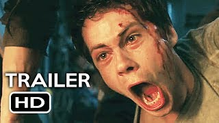 Maze Runner 3: The Death Cure Official Trailer #2 (2018) Dylan O'Brien, Kaya Scodelario Movie HD