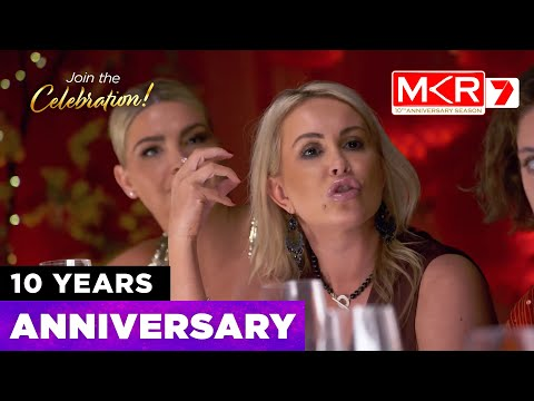 10 Years Of Rivalries | MKR 10th Anniversary
