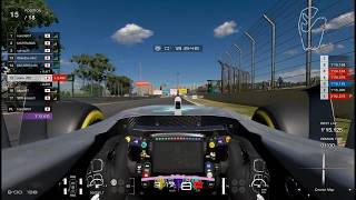 【GT Sport:226Q】インテルラゴスサーキット F1 W08 EQ Power+ 2017