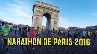 PARIS MARATHON - FRANCE - INSIDE THE RACE