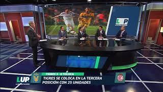 Tigres venció a los Diablos Rojos del Toluca