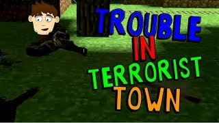 I'm An Idiot? - GMod Trouble In Terrorist Town - Randomness W/ Friends