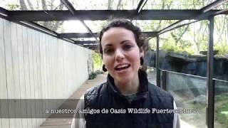 Agraïments treballadors Zoo Barcelona