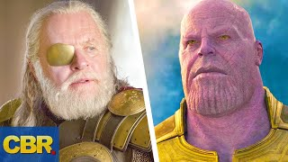 Did Thanos Try To Visit Asgard And Steal The Infinity Stones? (Marvel)