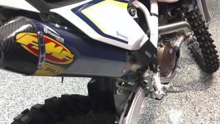 2016 husqvarna fe 501 s with mods for maximum offroad use part 1