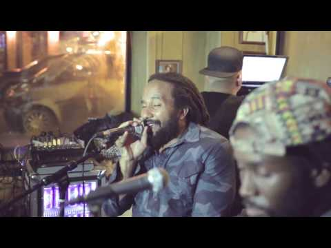 Ky-Mani Marley - Is This Love LIVE @ Miss Lily's