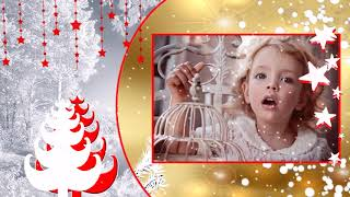 «Новогоднее конфетти» - шаблоны слайд-шоу