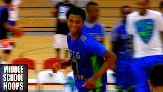 8th grader marvin bagley 360 dunk in game class of 2018 basketball we all can go
