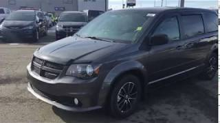 2017 | Dodge | Grand Caravan | SXT | Stow & Go | Airdrie Chrysler Dodge Jeep