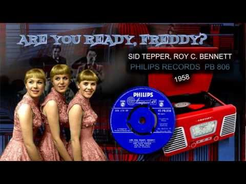 ♫The Kaye Sisters♫...Are You Ready Freddy