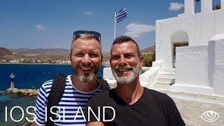 Ios Island / Greece Travel Vlog #200 / The Way We Saw It